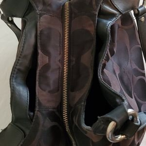 Coach Bags - Coach Authentic Signature Campbell Canvas Hobo